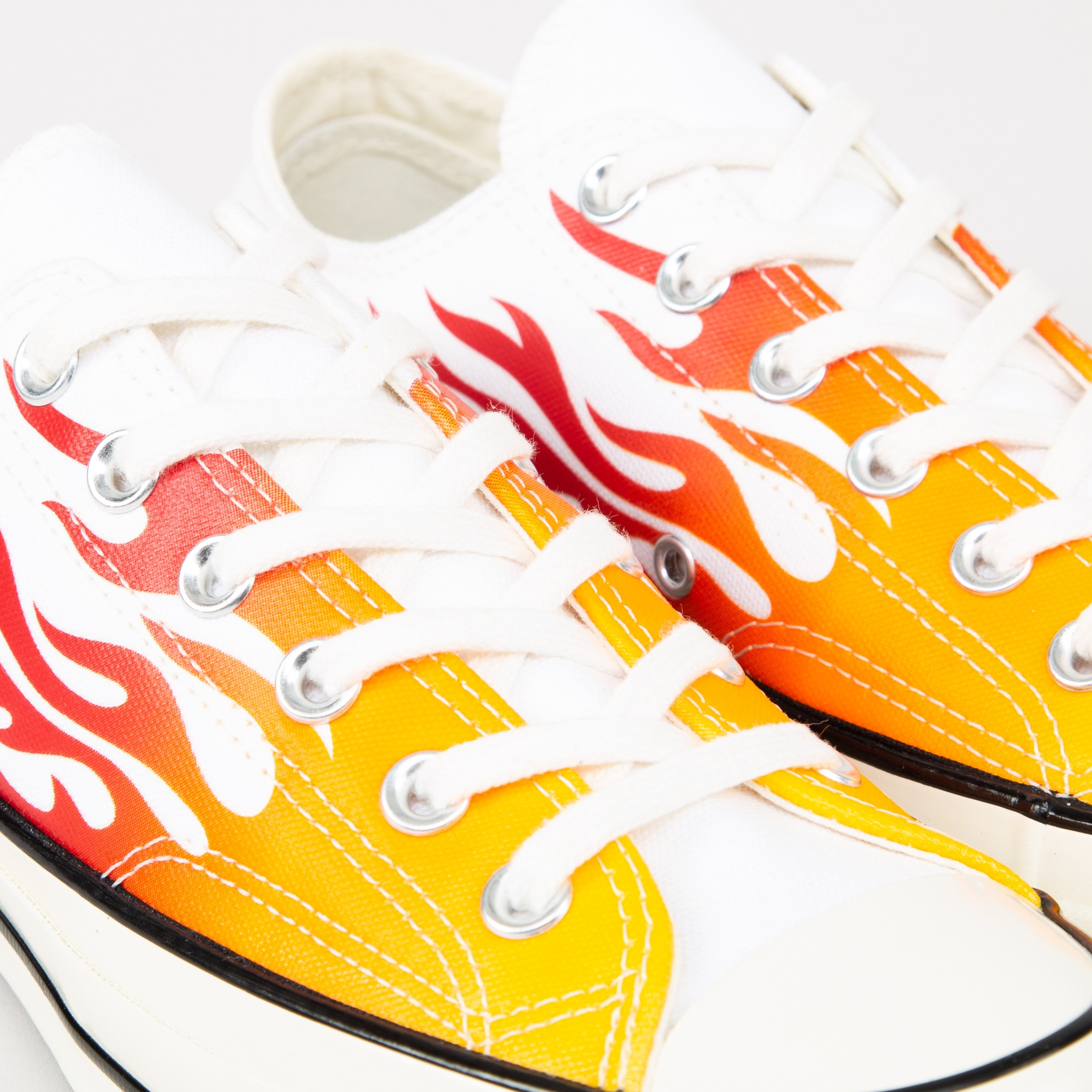 Converse Chuck Taylor All-Star 70s Ox Archive Print Flames