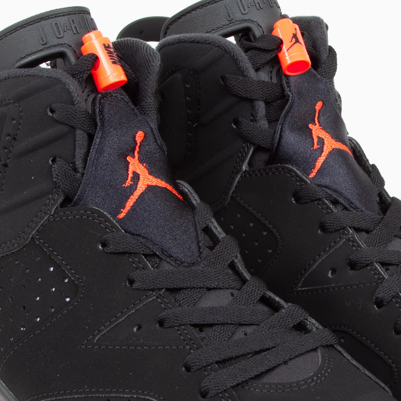 Jordan Brand Air Jordan 6 Retro (GS) Black/Infrared