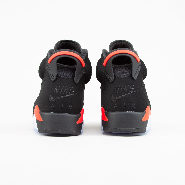 Nike Air Jordan Retro 6 OG Black Infrared 2019 384664-060