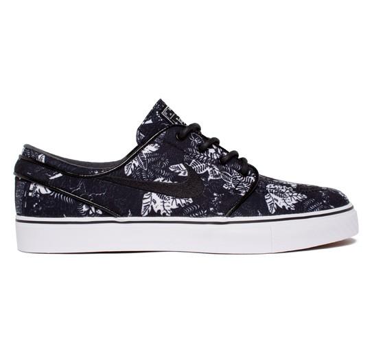 Ondular Intensivo Comercialización  Nike SB Stefan Janoski Black Floral (Black/Black-White) - Consortium.