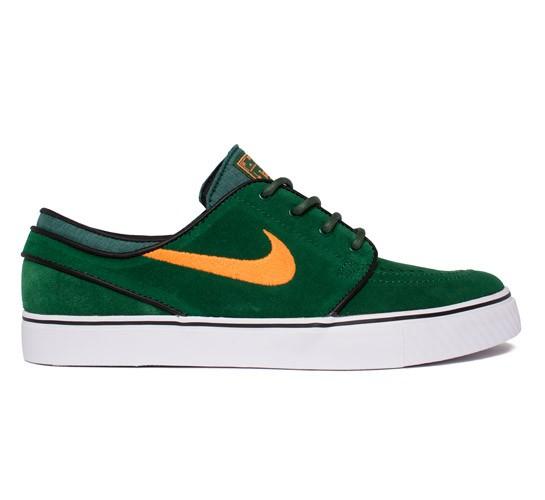 Nike Janoski Orange