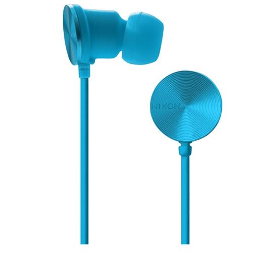 Nixon Wire 8 MM Headphones (Blue)