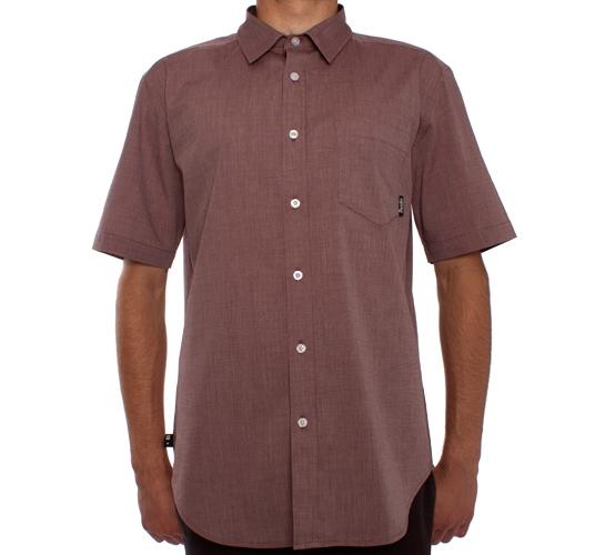Fourstar Acoma Shirt (Cranberry)