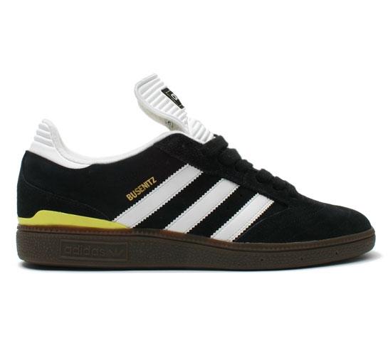 adidas Skateboarding Busenitz Pro (Black)