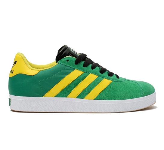 adidas Skateboarding Gazelle Skate (Fairway)