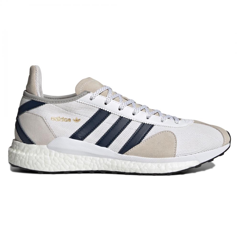adidas Originals by Human Made Tokio Solar HM (Footwear White/Collegiate Navy/Core Black)
