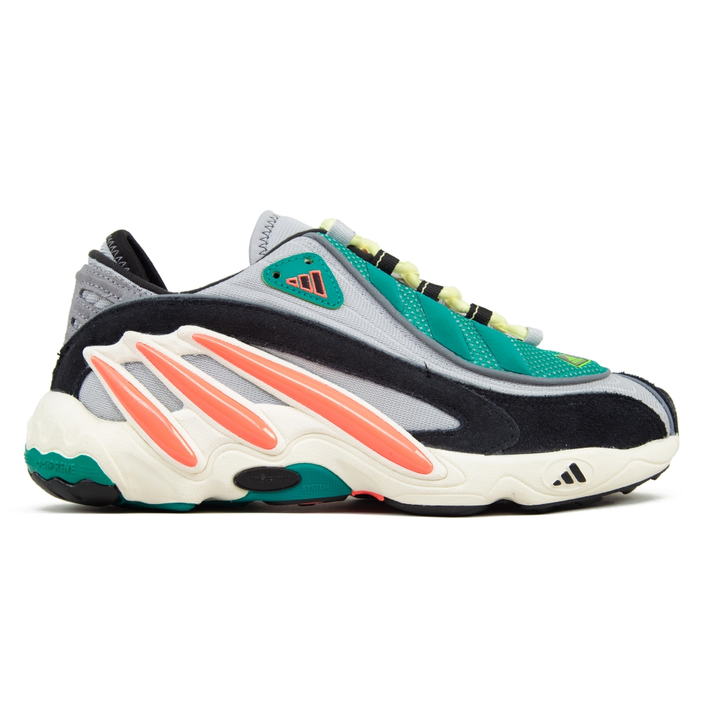 adidas Originals FYW 98 (Grey Two/Signal Coral/Yellow Tint)