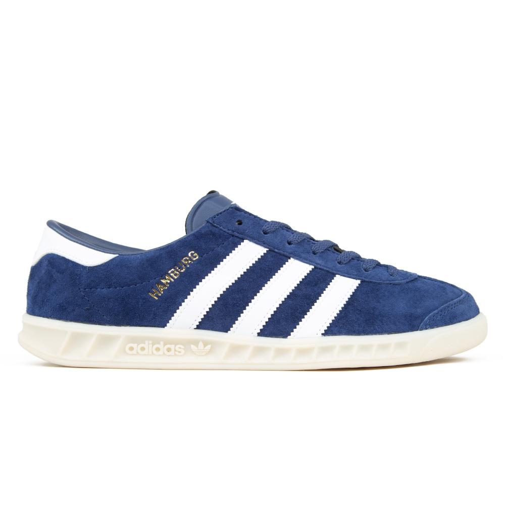 adidas Originals Hamburg 'City Series' (Tech Indigo/Footwear White/Off White)
