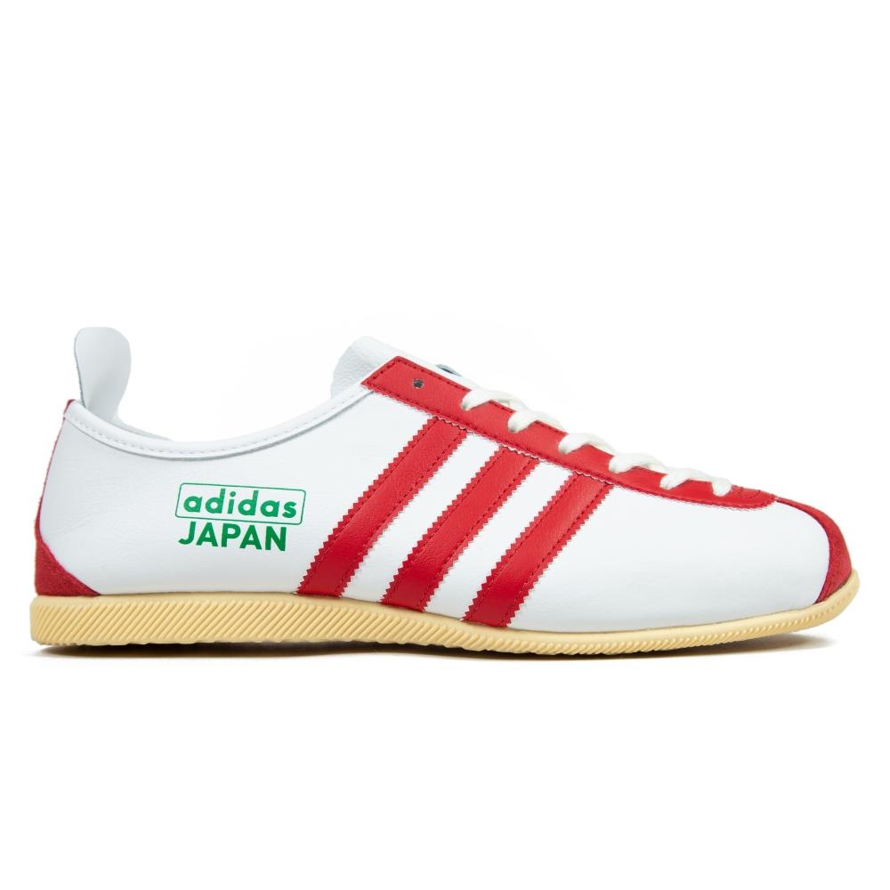 adidas Originals Japan 'City Series' (Footwear White/Power Red/Green)