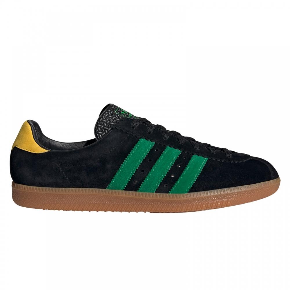 adidas Originals Padiham (Core Black/Wonder Glow/Green)