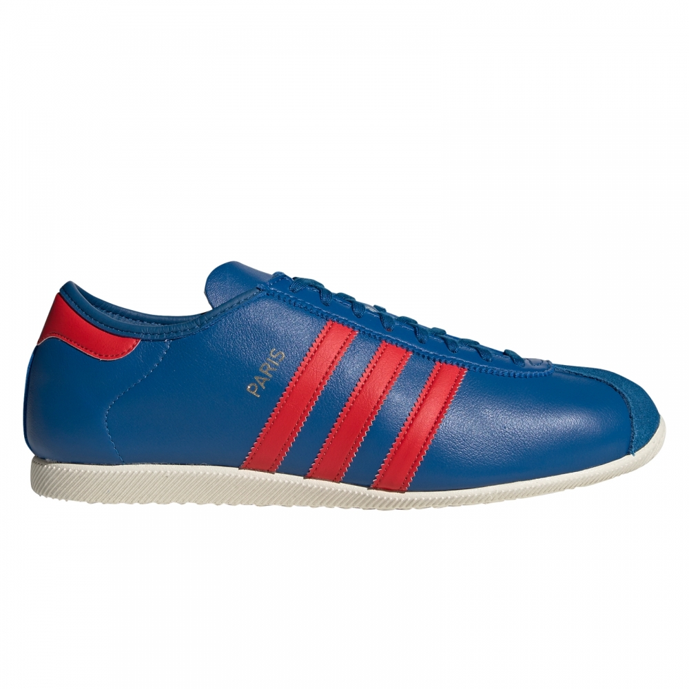 adidas Originals Paris 'City Series' (Lush Blue/Lush Red/Off White)