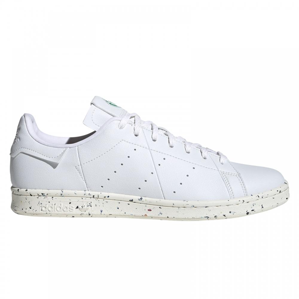 adidas Originals Stan Smith 'Clean Classics' (Footwear White/Off White/Green)