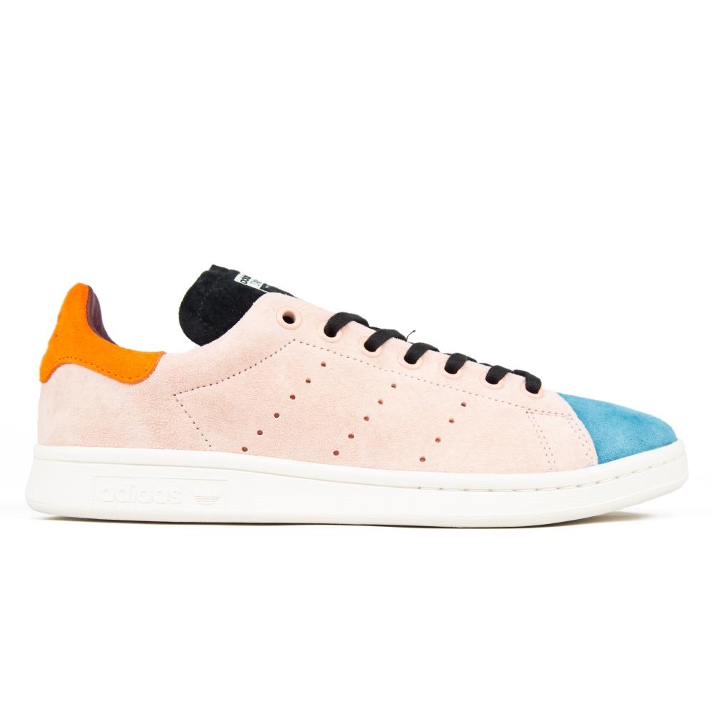adidas Originals Stan Smith Recon (Vapour Pink/Tactile Steel/Lush Blue)