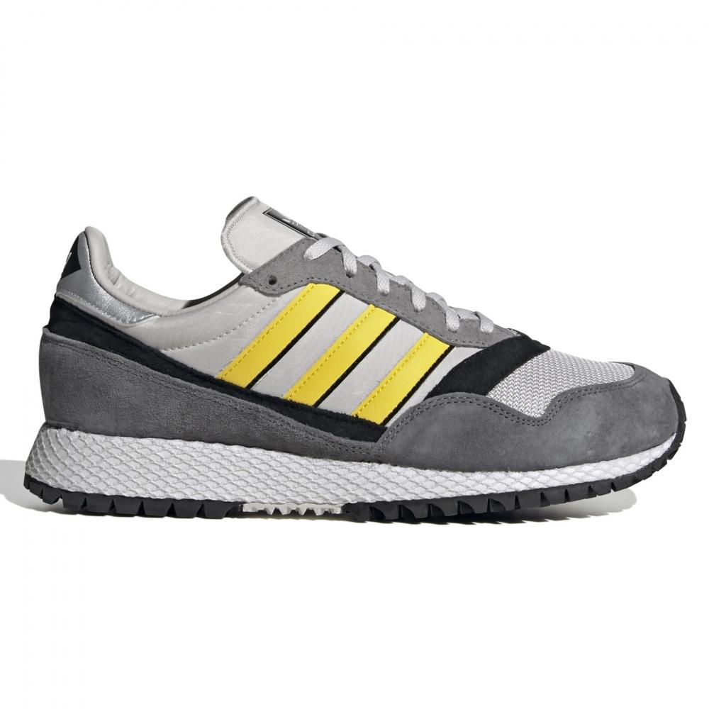 adidas Originals x SPEZIAL Ashurst SPZL (Grey One F17/Yellow/Core Black)