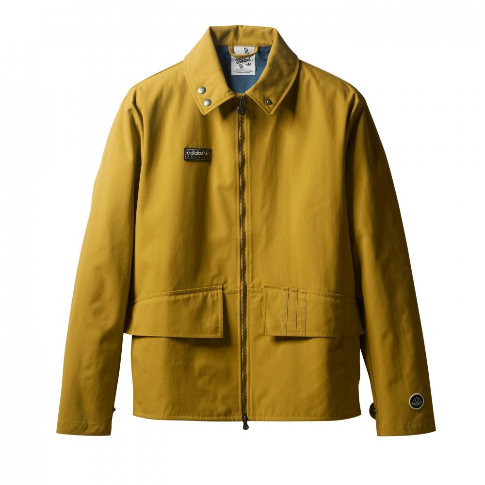 adidas Originals x SPEZIAL Holbeck Jacket (Spice Yellow)