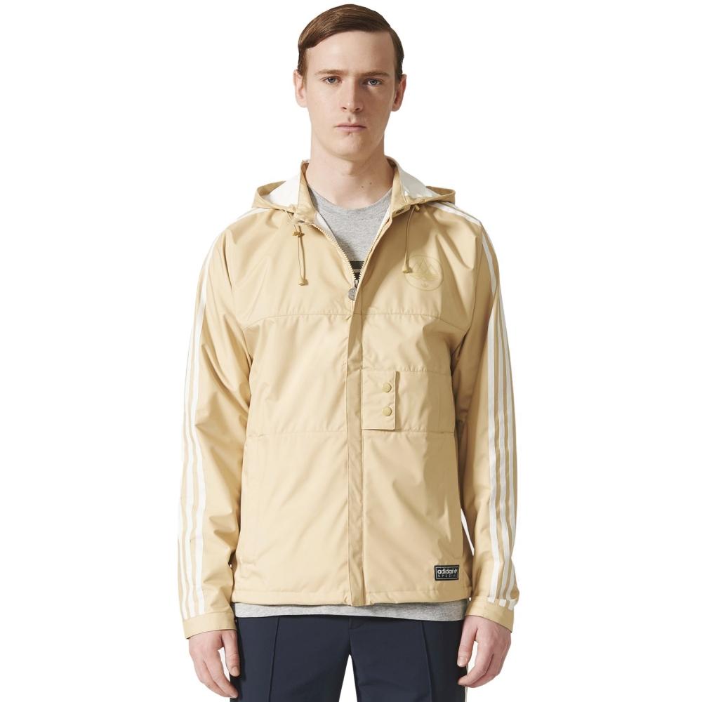 SPEZIAL Pleasington Rain Jacket (Sand