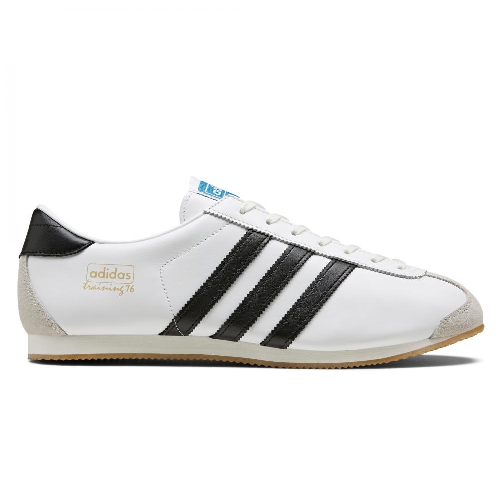 adidas Originals x SPEZIAL Training 76 SPZL (Footwear White/Core Black/Footwear White)