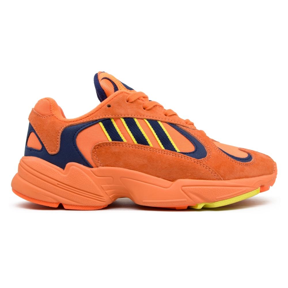 adidas Originals Yung-1 'Yung Series' (Hi-Res Orange/Hi-Res Orange/Shock Yellow)
