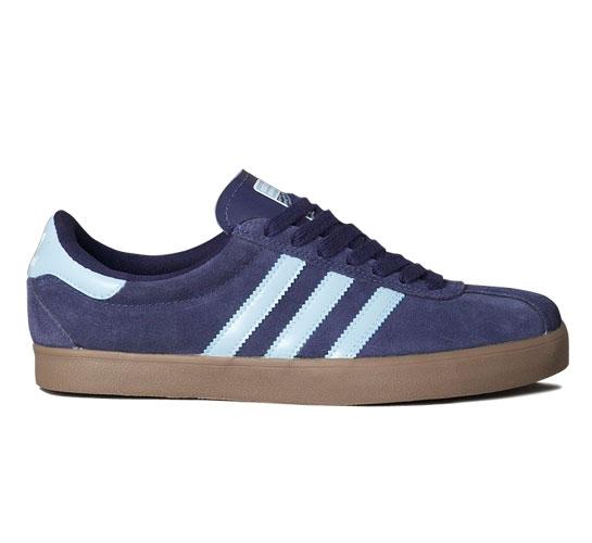 adidas Skateboarding Skate (Dark Navy/Argentina Blue/Gum)