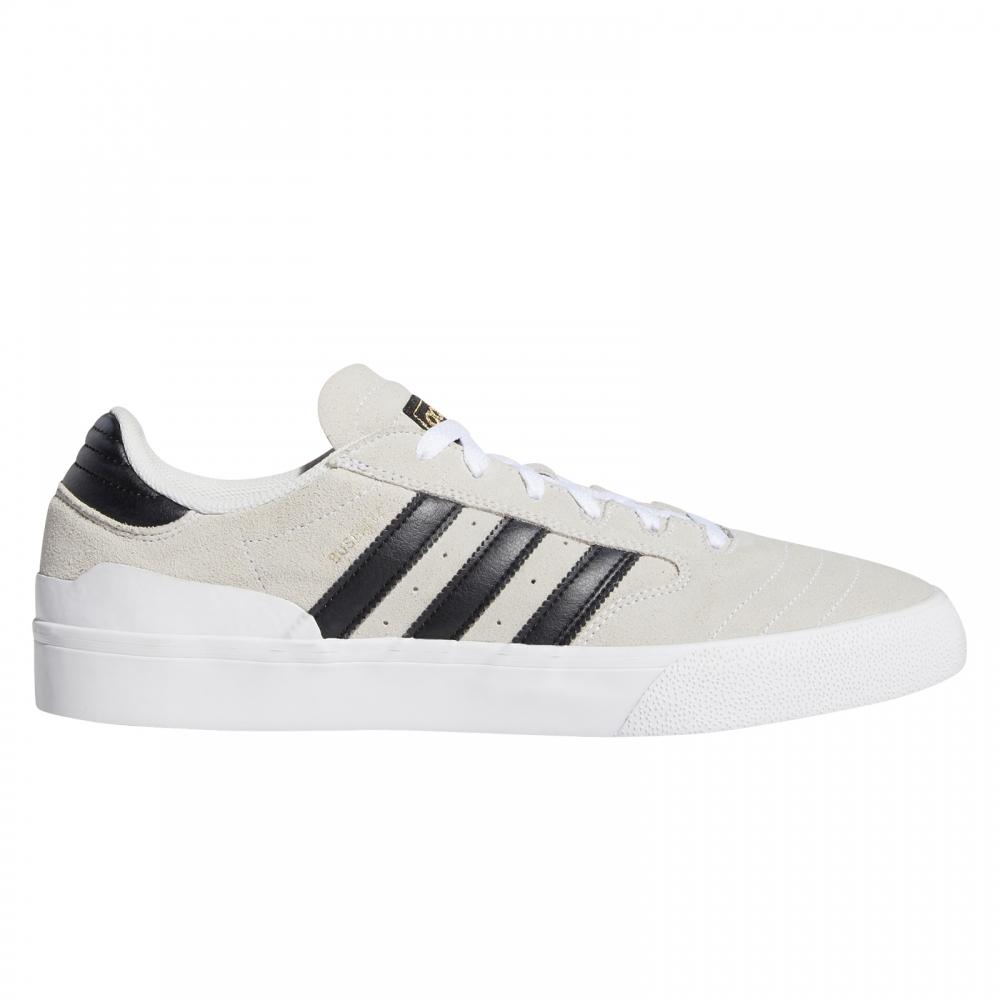 adidas Skateboarding Busenitz Vulc II (Footwear White/Core Black/Gum)
