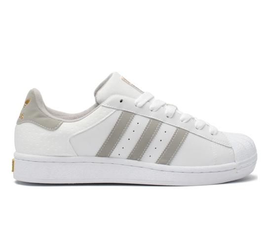 adidas Skateboarding Superstar Skate (White)