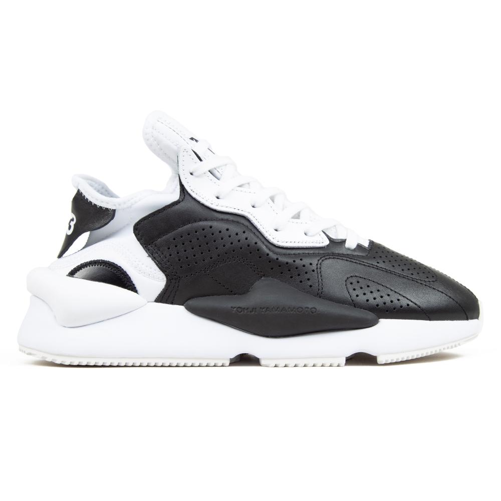 adidas Y-3 Kaiwa (Black/Footwear White/Black)