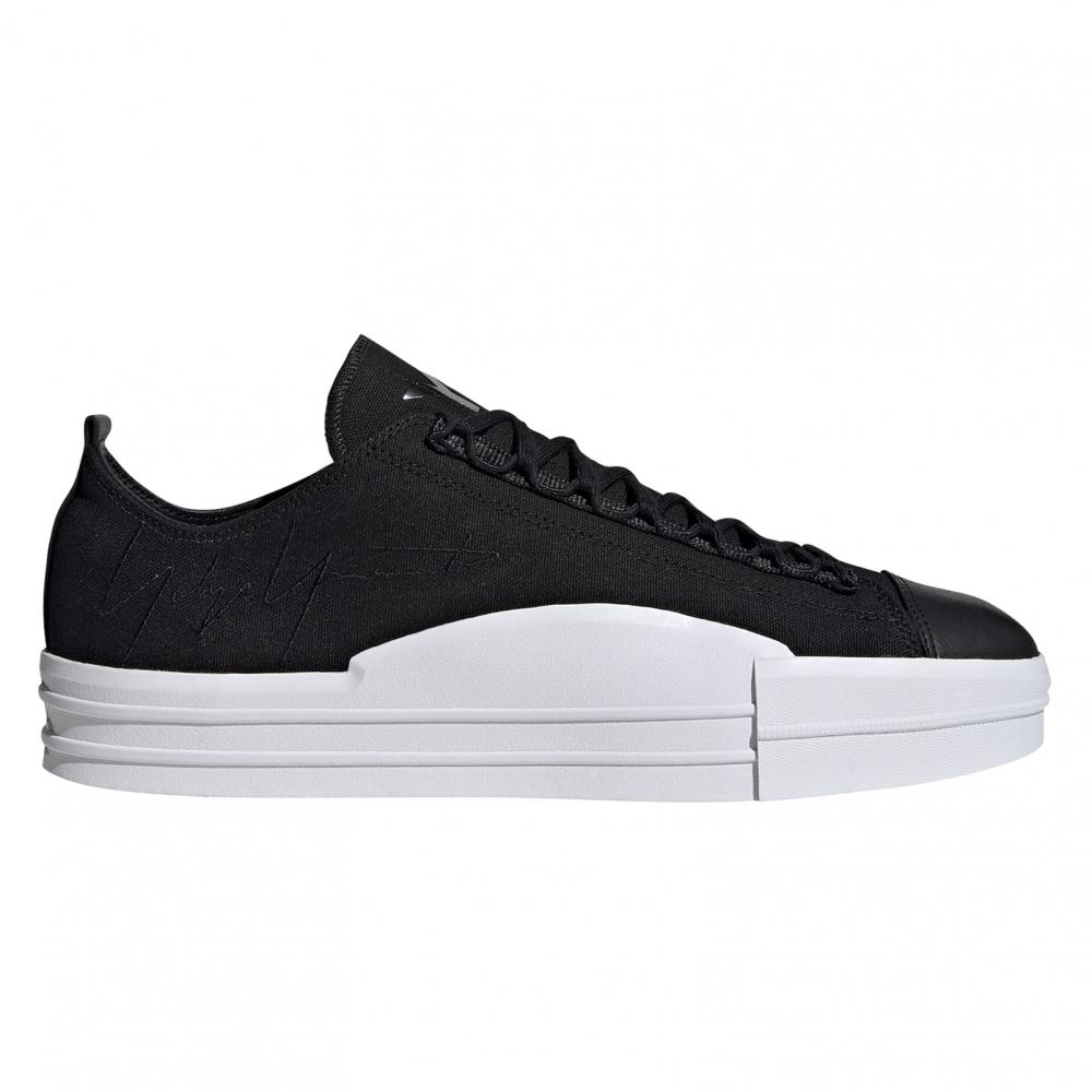 adidas Y-3 Yuben Low (Black/Black/Footwear White)