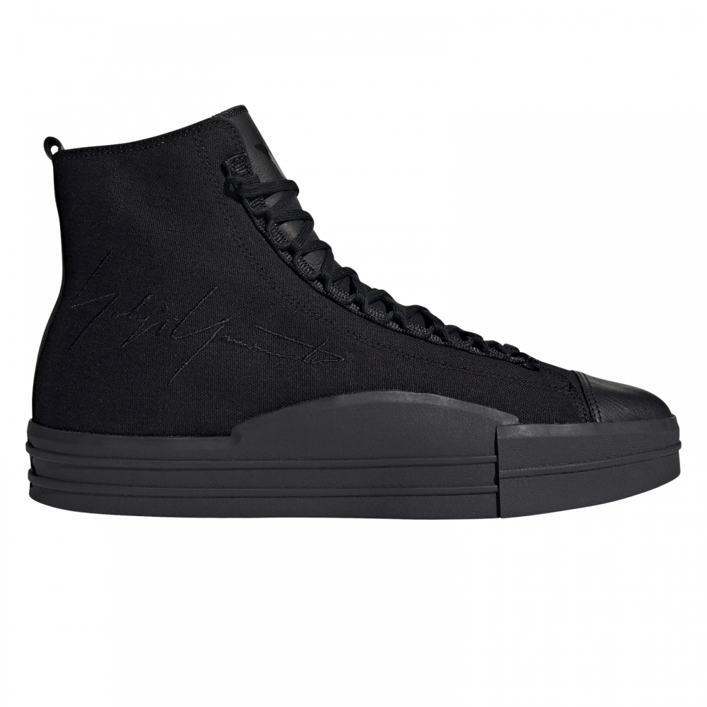 adidas Y-3 Yuben Mid (Black/Black/Black)