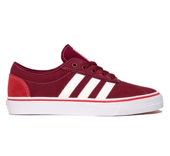 adidas Skateboarding Adi Ease (Cardinal/Light Scarlet/Gum)