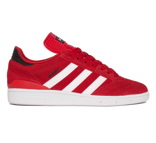 adidas Skateboarding Busenitz (University Red/Running White/Black)