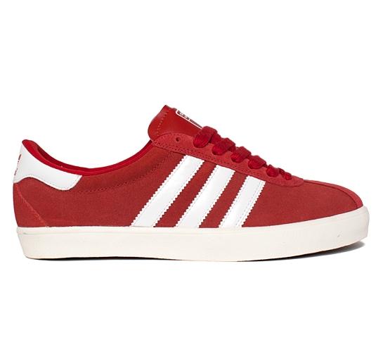 adidas Skateboarding Skate (University Red/Running White/Chalk)