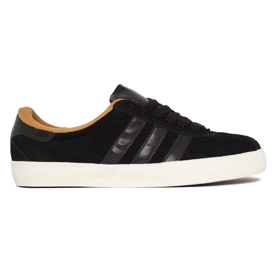 adidas Skateboarding Skate (Black/Wheat/Chalk)