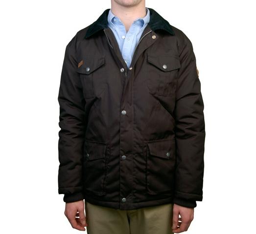 Penfield Men's Jacket - Alford (Black)