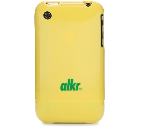 Alkr iPhone Protection Case (Yellow/Green)