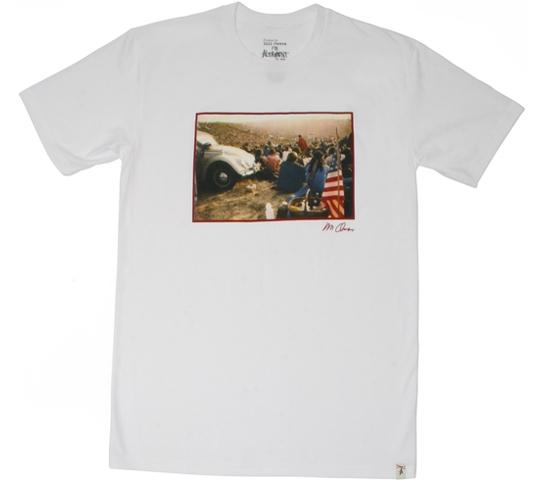 Altamont Men's T-Shirt - Super Beetle (White)