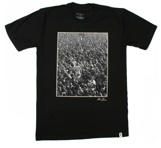 Altamont Men's T-Shirt - Naked Guy (Black)