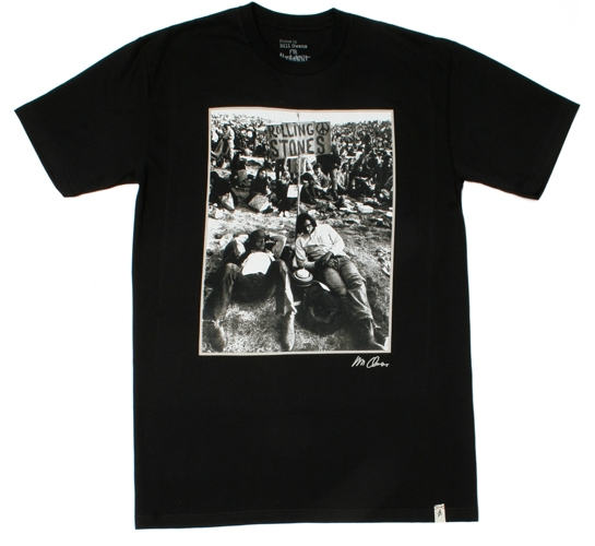 Altamont Men's T-Shirt - Rollin' Stoned (Black)