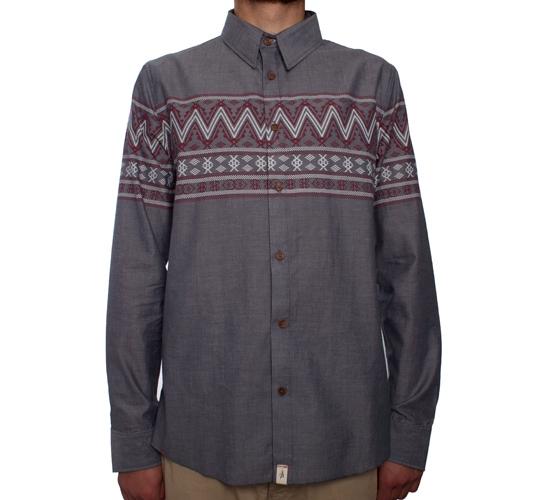 Altamont Salvador Shirt (Indigo)