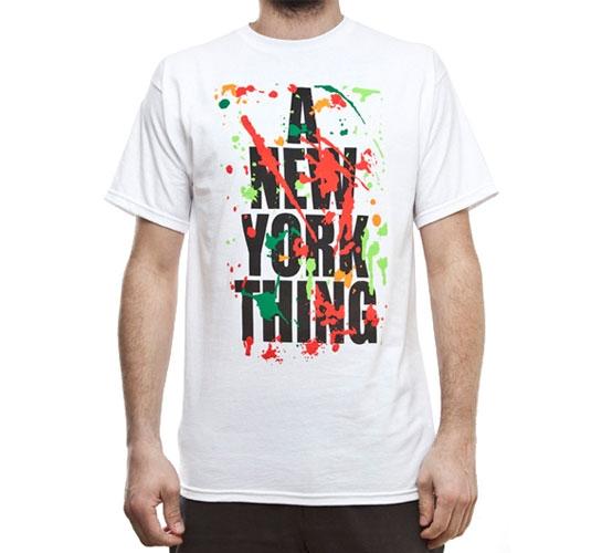 aNYthing Bootleg T-Shirt (White)
