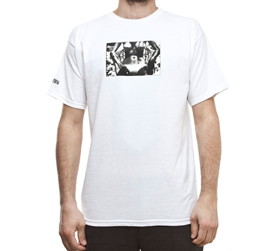 aNYthing The Hottest T-Shirt (White)