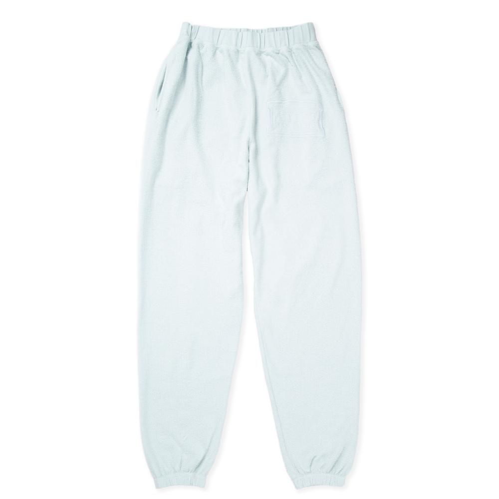 Aries Reverse Fleece Sweatpant (Pale Blue)