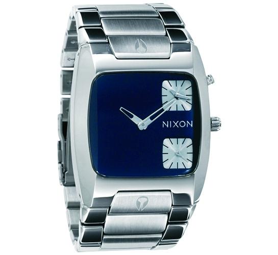 Nixon The Banks Watch (Steel Blue)