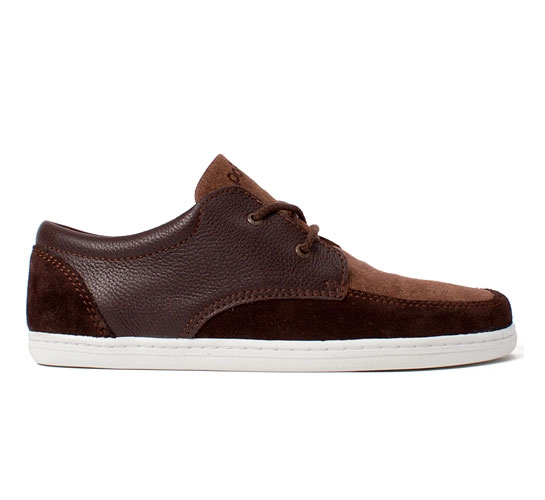 Pointer Footwear Barajas II (Chocolate/White)