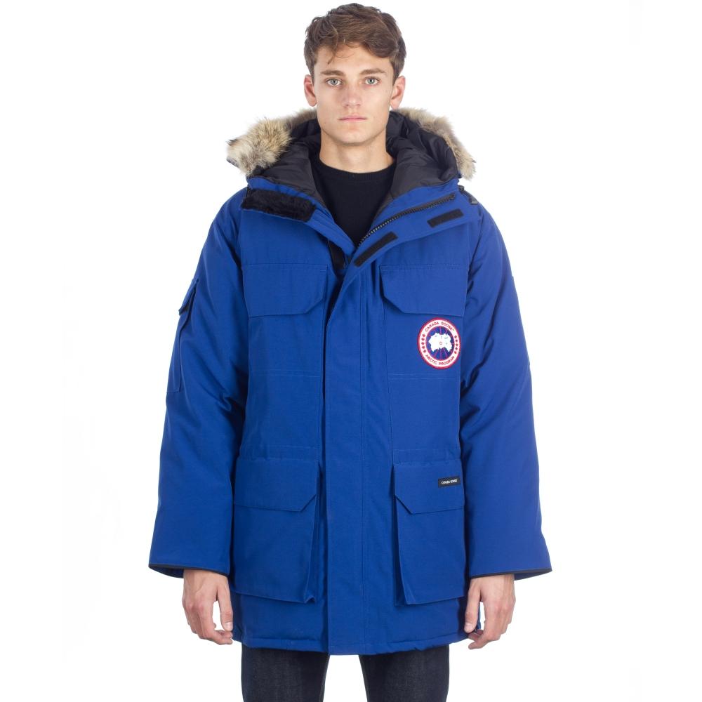 Canada Goose down sale cheap - Canada Goose Expedition Parka (Pacific Blue) - Consortium.