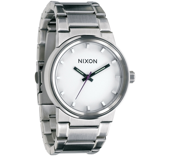 Nixon The Cannon Watch (White)