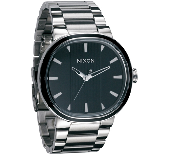 Nixon The Capital Watch (Black)