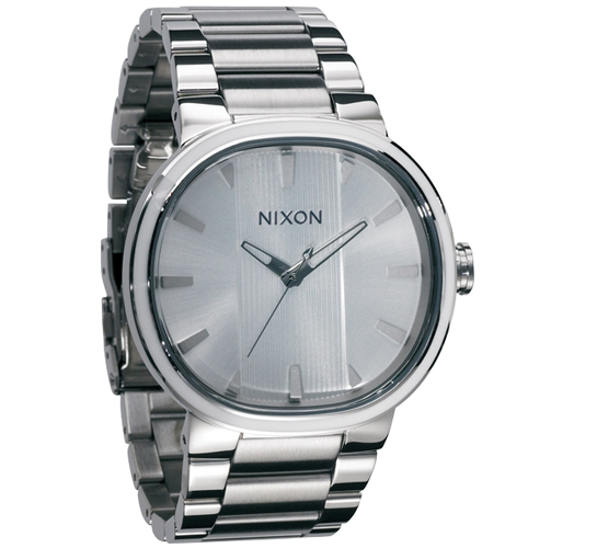 Nixon The Capital Watch (White)