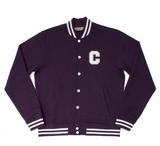 Carhartt Men's Jacket - Baseball (Lavender)