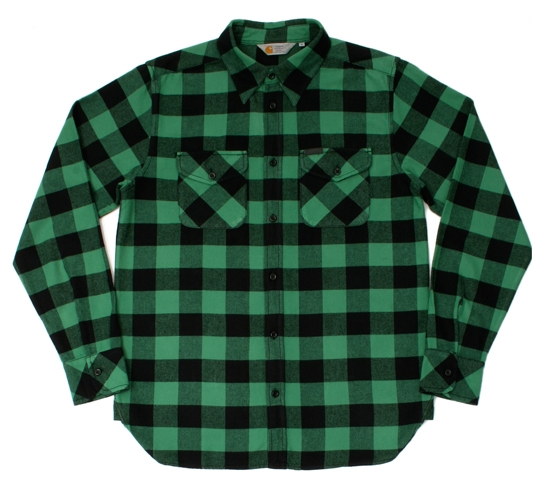 Carhartt Men's Shirt - Jack (Pond/Black)