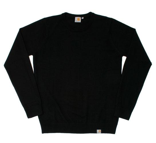 Carhartt Men's Sweater - Playoff (Black)